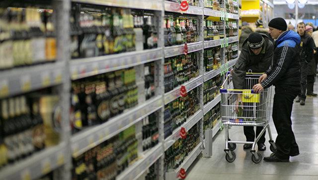 До 20 не наливать:В правительстве заявили о возможном повышении возраста продажи алкоголя