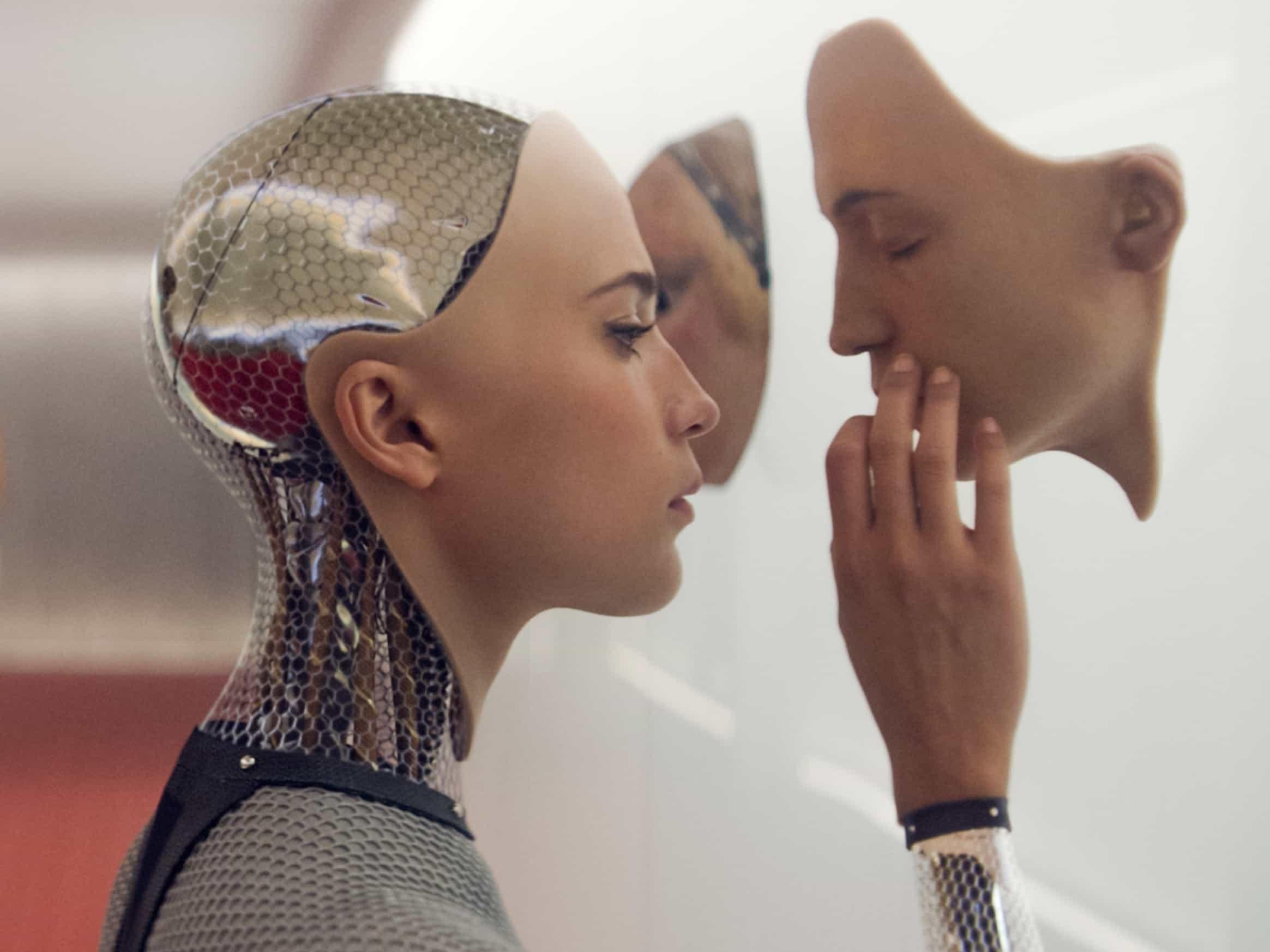 Смогут ли роботы когда-нибудь обрести сознание? мышление,роботы,технологии