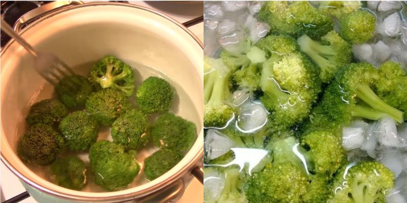 как вкусно приготовить капусту брокколи на гарнир
