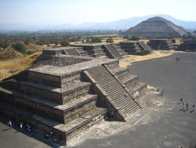 с 12 по 17 сентября. Мексика – Места Силы Древних Цивилизаций