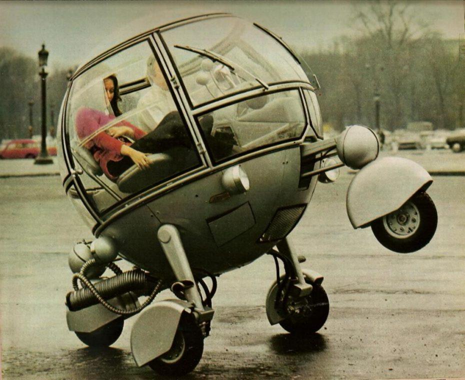 Полёты дизайнерской мысли