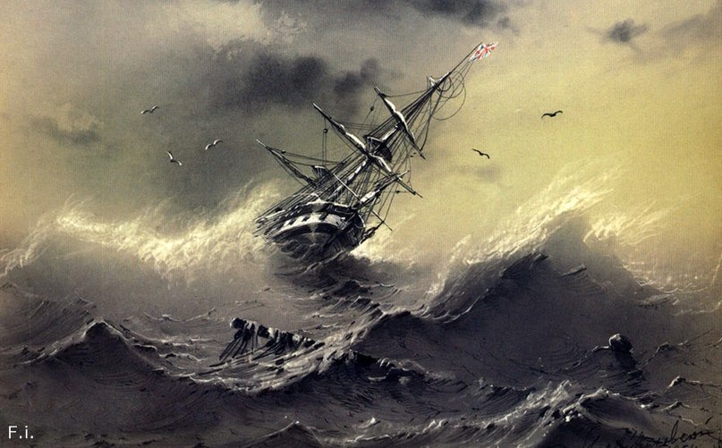 Секрет английского фрегата «Принц»