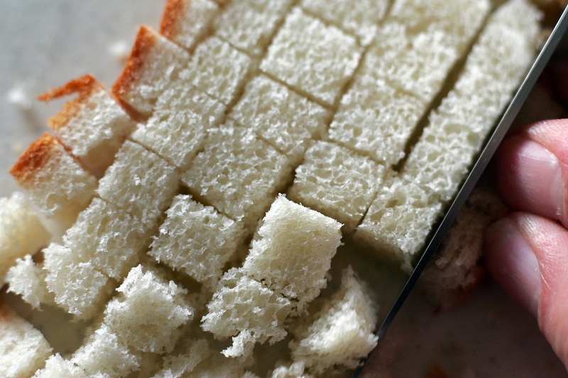 Что можно приготовить из молока и хлеба
