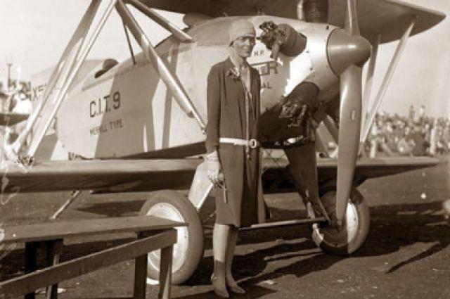 Ученые приблизились к разгадке исчезновения известной летчицы Амелии Эрхарт