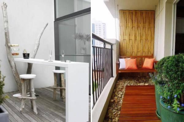 Мебель и декор для балкона: 40 лучших идей из рinterest.