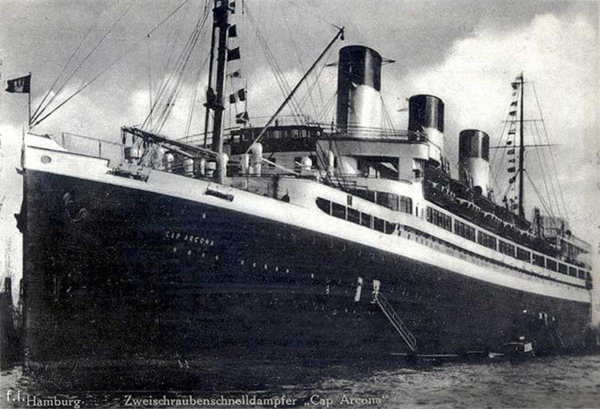 «Титаник» нацистской Германии: две жизни «Кап Аркона»
