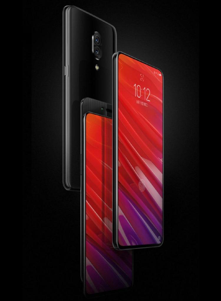 Экран смартфона-слайдера Lenovo Z5 Pro занимает 95 % фронтальной поверхности