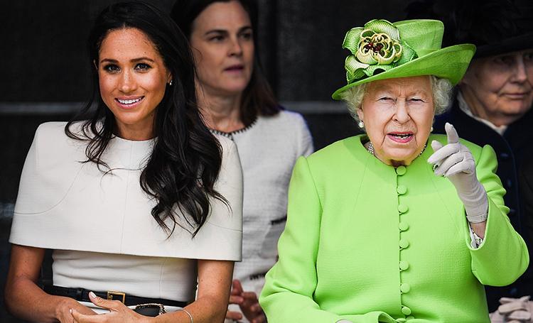 Елизавета II взяла на работу PR-менеджера Меган Маркл, а сама Меган - помощницу Билла Гейтса
