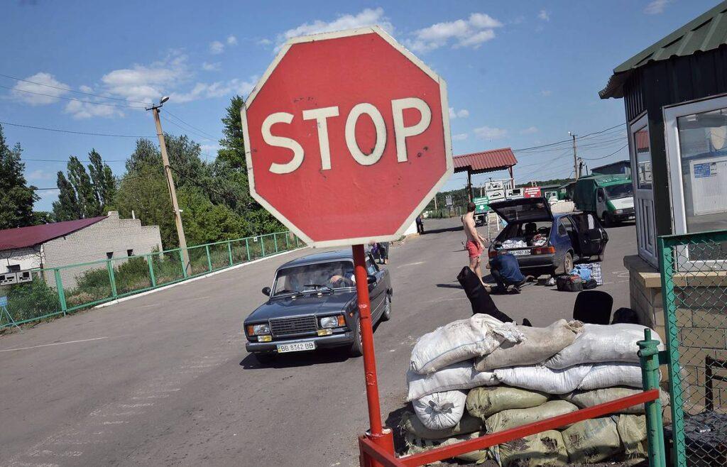 Жителям Луганщины запретили находиться вблизи границы с РФ