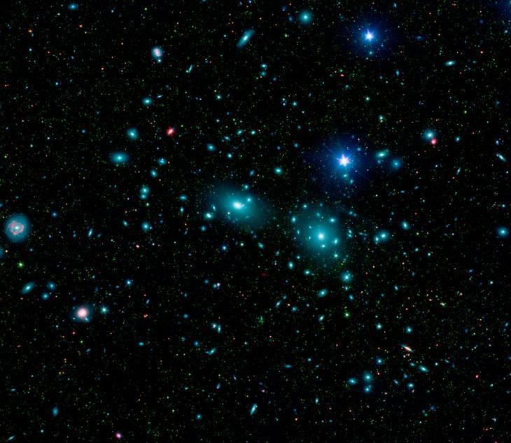 Жуткая красота: сверхмассивные чёрные дыры