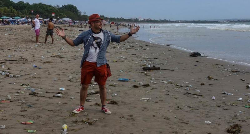 Как на самом деле выглядят сказочные пляжи Бали