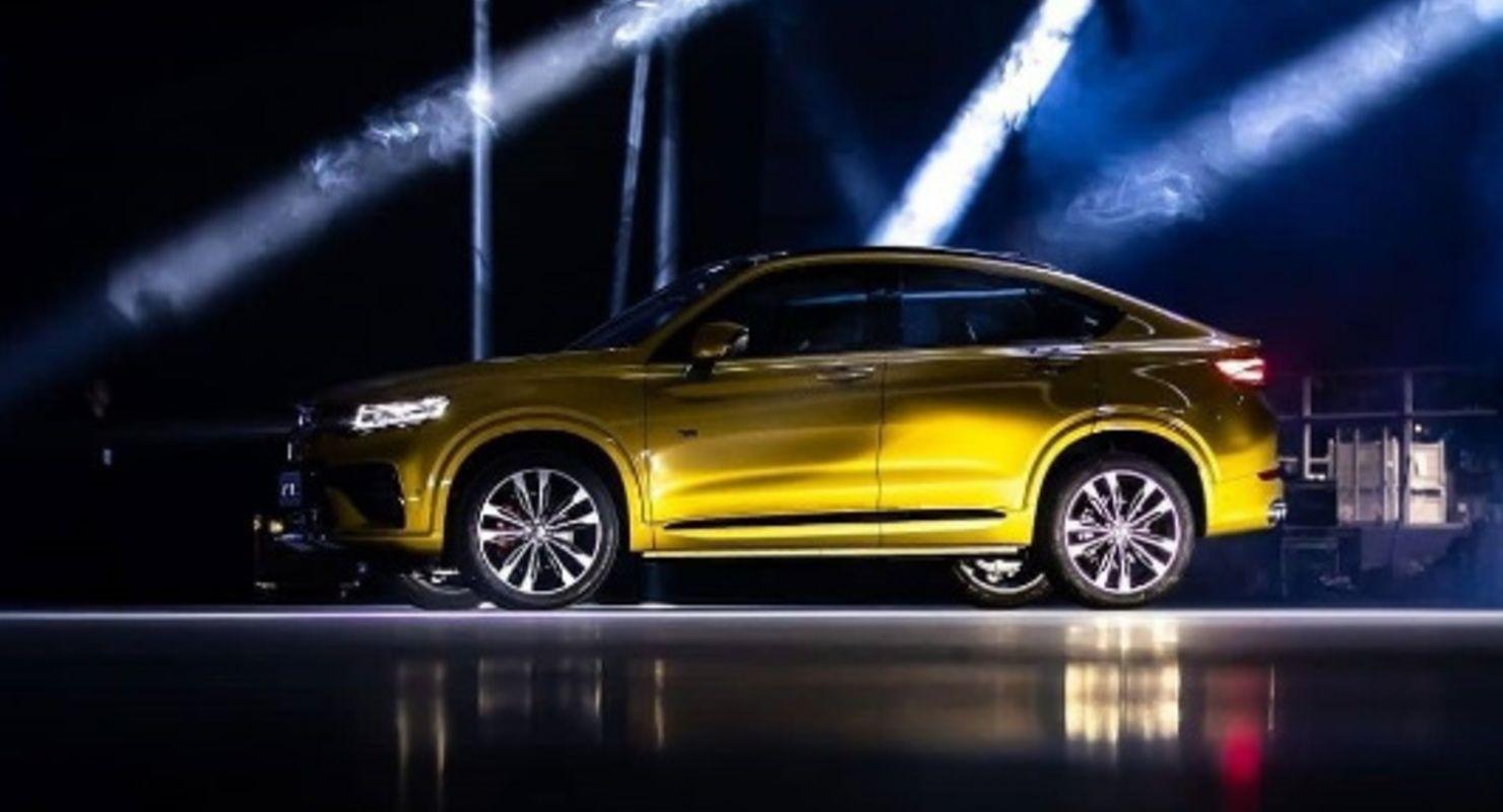 Как китайская автомобильная промышленность меняет российский авторынок Автомобили