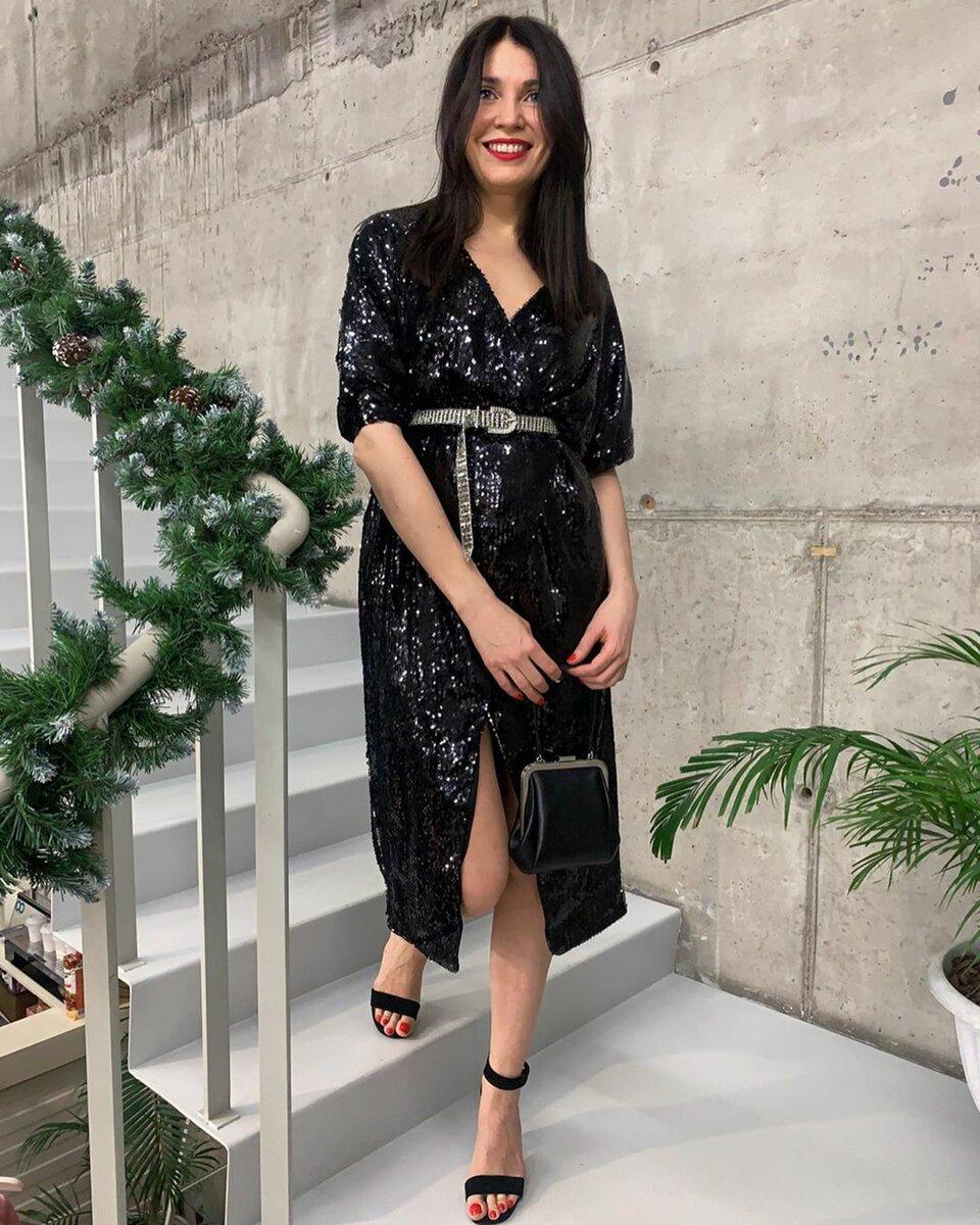 @misslenarik / Очередная модная идея для новогоднего праздника. /Фото: instagram.com