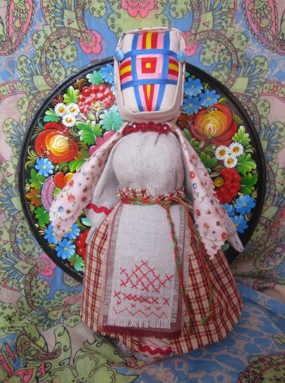 Лялька-Мотанка из Украины