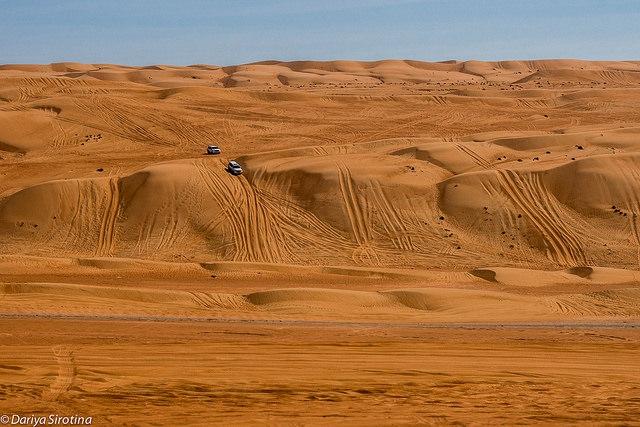 Оман. В гостях у бедуинов