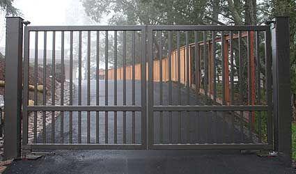 Распашные и откатные ворота …