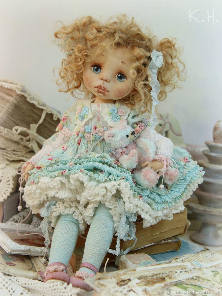 Кукольные нежности от Ариши