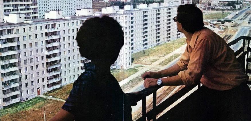 Несколько секретов строительства квартир в СССР жилье,ремонт и строительство,СССР