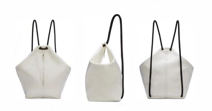 Ультрамодный рюкзак из экокожи