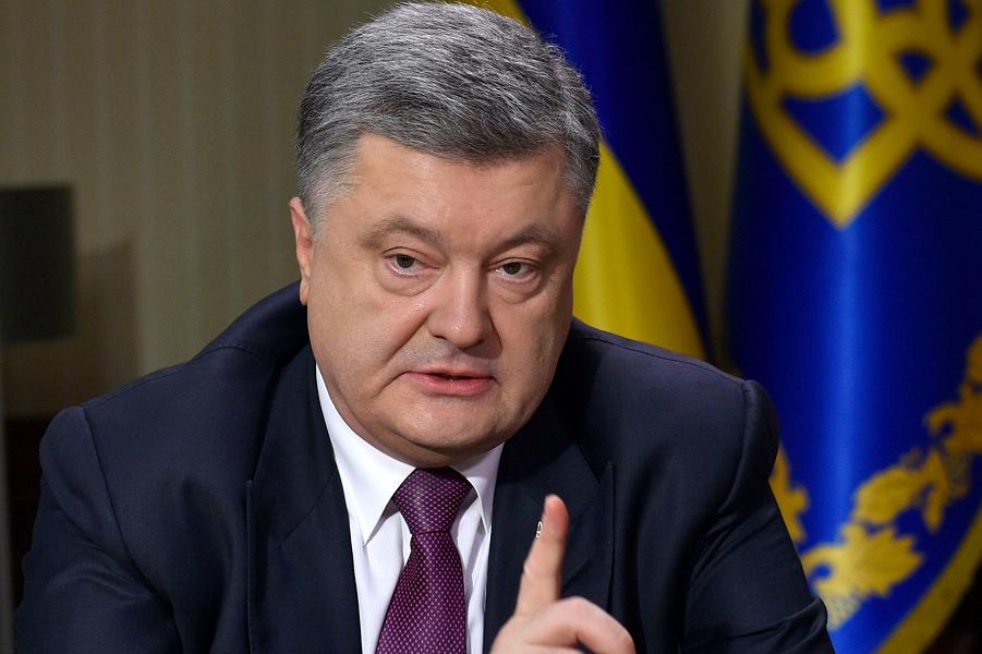 Федерализации Украины не будет. Порошенко категорически против