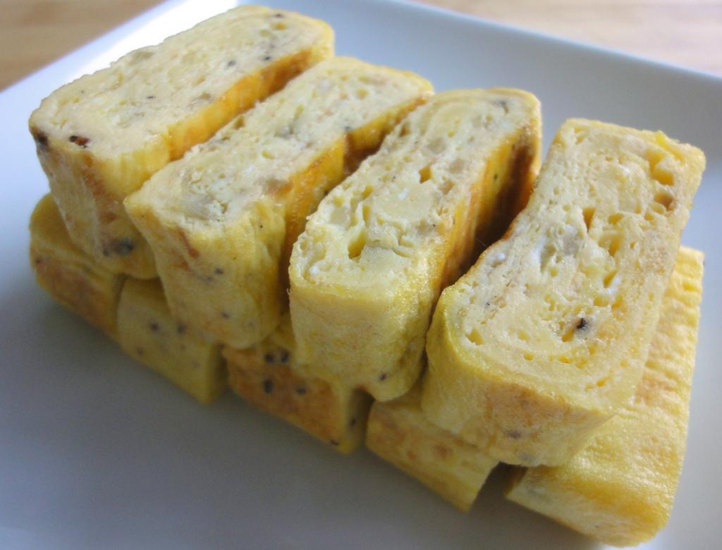 Роллы с омлетом: пошаговые рецепты с фото