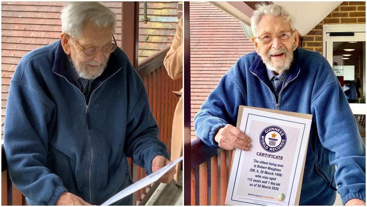 В Книгу рекордов Гиннесса внесли имя нового рекордсмена-долгожителя среди мужчин