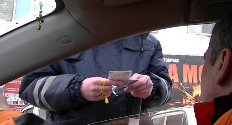 Самый эффективный прием, если инспектор забрал права и не отдает водитель, дпс, закон, права