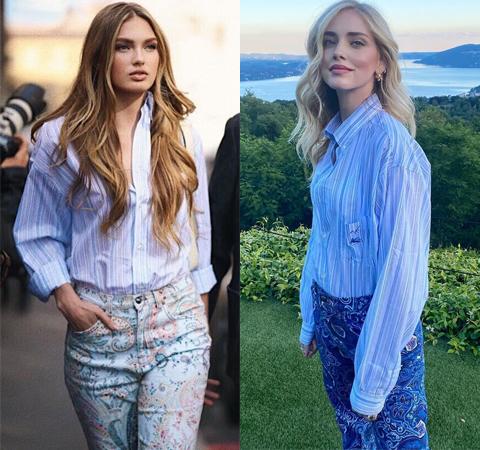 Модная битва: Роми Стрейд против Кьяры Ферраньи