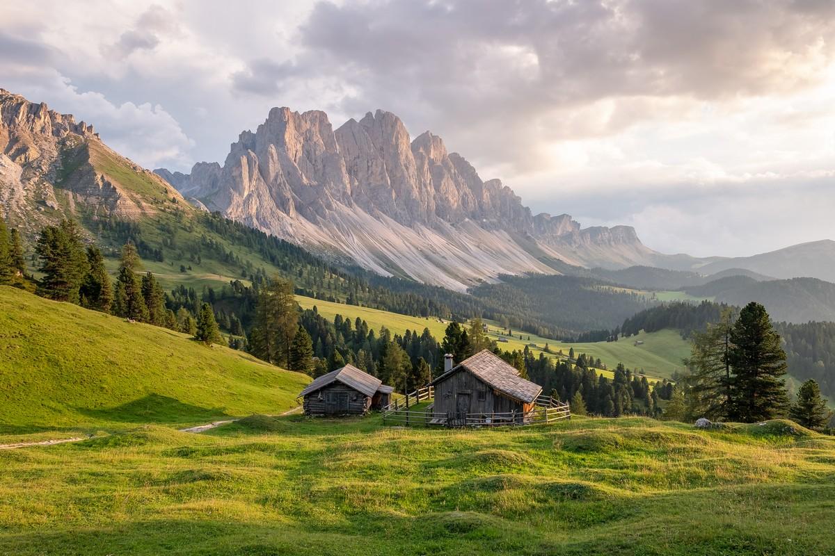 Итальянские Доломиты на снимках Филиппа Плигера