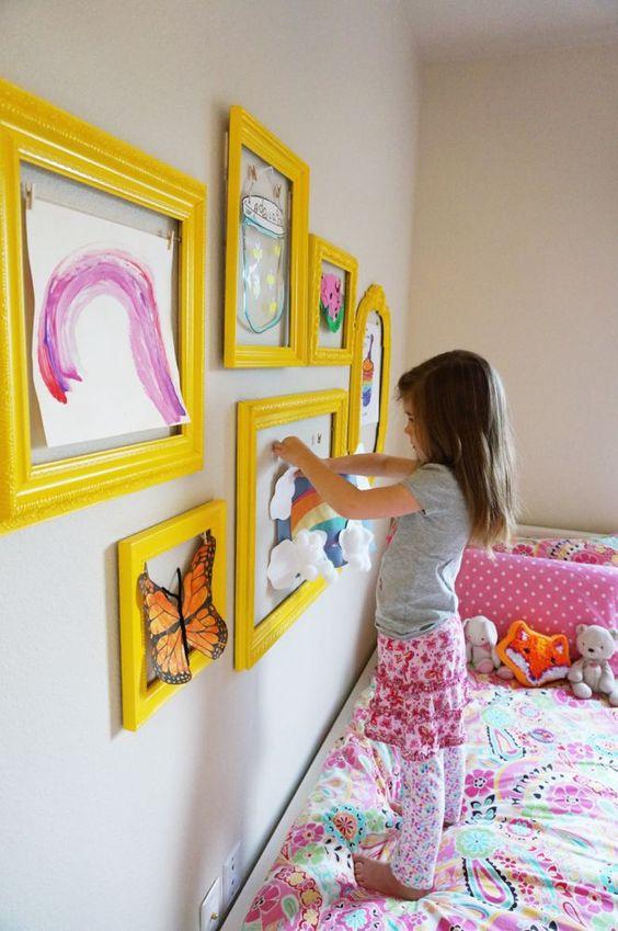 Персональные галереи в детской