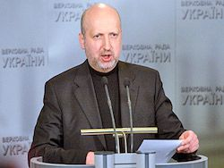 Турчинов допустил проведение референдума о госустройстве Украины
