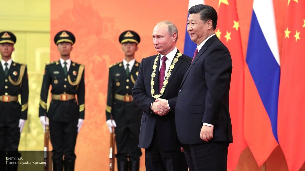 «Доверительные отношения»: Путин оценил контакты России и Китая