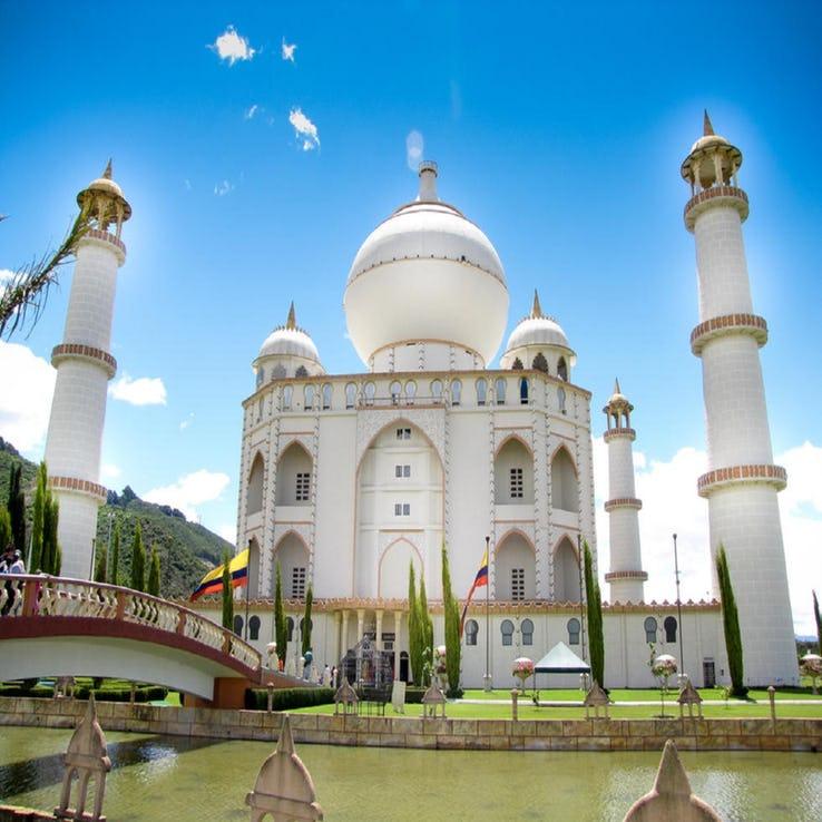 Десятка тематических парков из разных стран мира