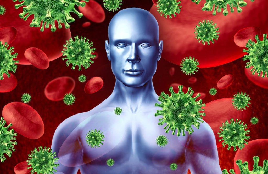 Инфекционные болезни картинка