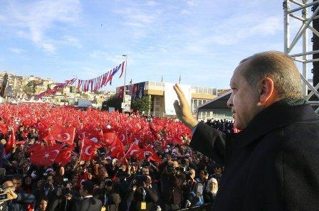Эрдоган: Исламский мир призовёт ООН «аннулировать» решение Трампа