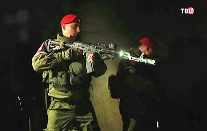 Российские военные нашли в Сирии цех по производству взрывчатки