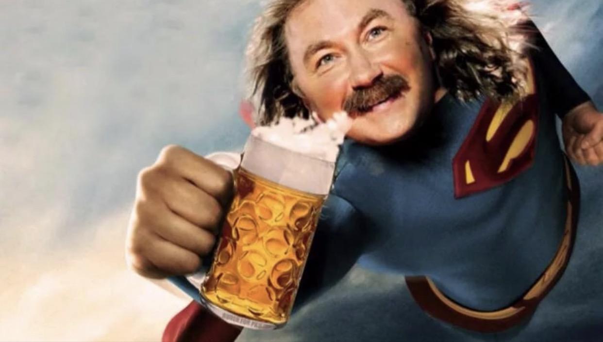 Прикольные картинки мужика с пивом