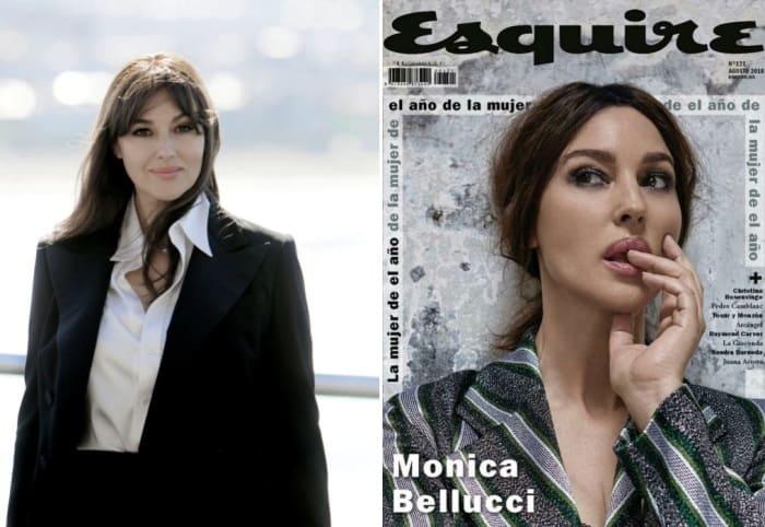 В 53 года актриса снова снялась для обложки журнала | Фото: glamour.ru