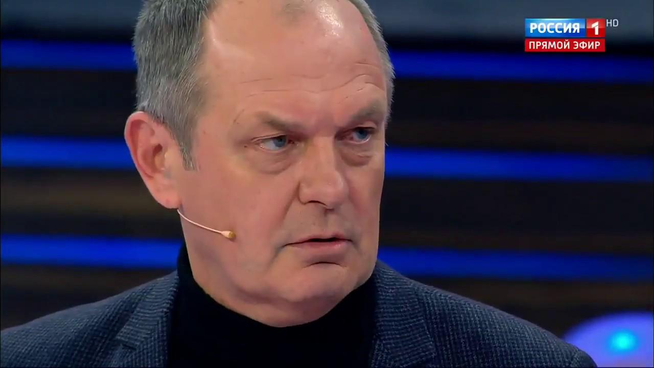 Человек, который работает «украинцем» на российском ТВ