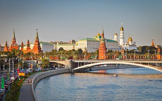Москва, которой нет