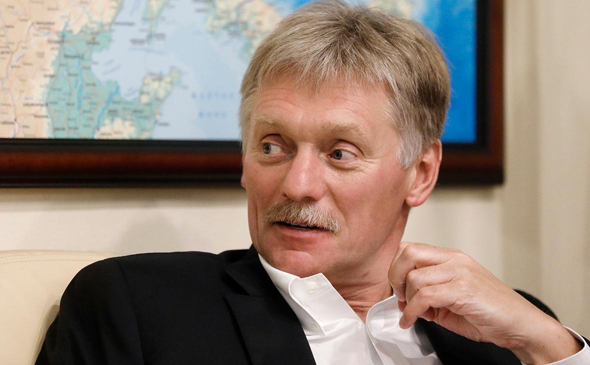 Песков заявил о неточностях в статье о «версии Путина» про отравление Политика