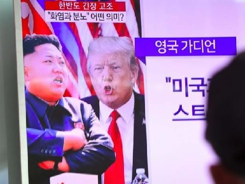 Шиза против шизы: Северная Корея демонстрирует свою слабость?