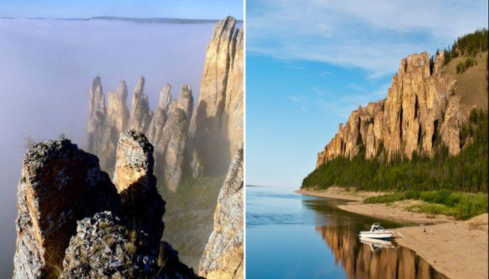 34 великолепных пейзажных фотографии, которые подтверждают, что Россия – это огромный мир