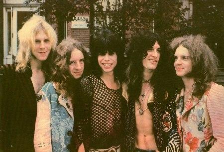 "ЗАРУБЕЖКА. Группа ""Aerosmith"""