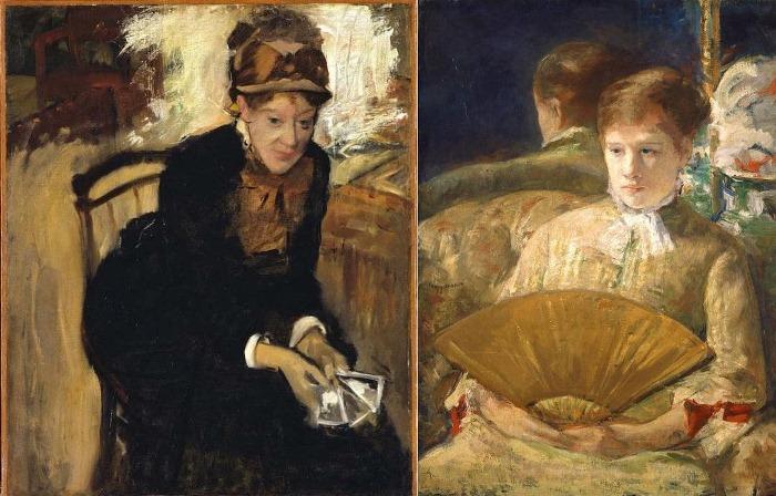 Женский взгляд в импрессионизме: Как Мэри Кэссетт удалось отстоять свое право писать картины