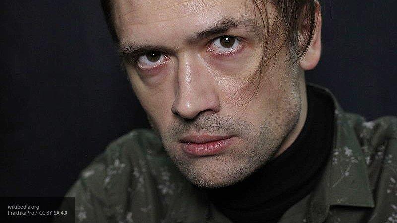 Воюющий в Донбассе актер Пашинин пожаловался на угрозы от СБУ
