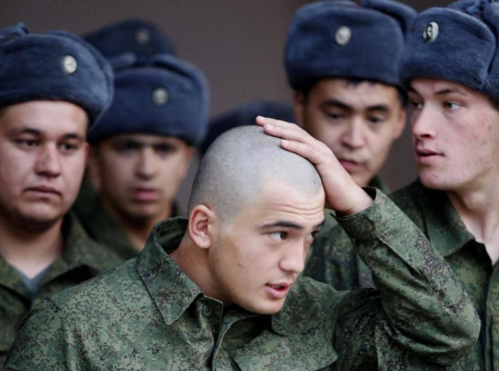 На Дальнем Востоке в армию призвали уже 1,5 тысячи человек
