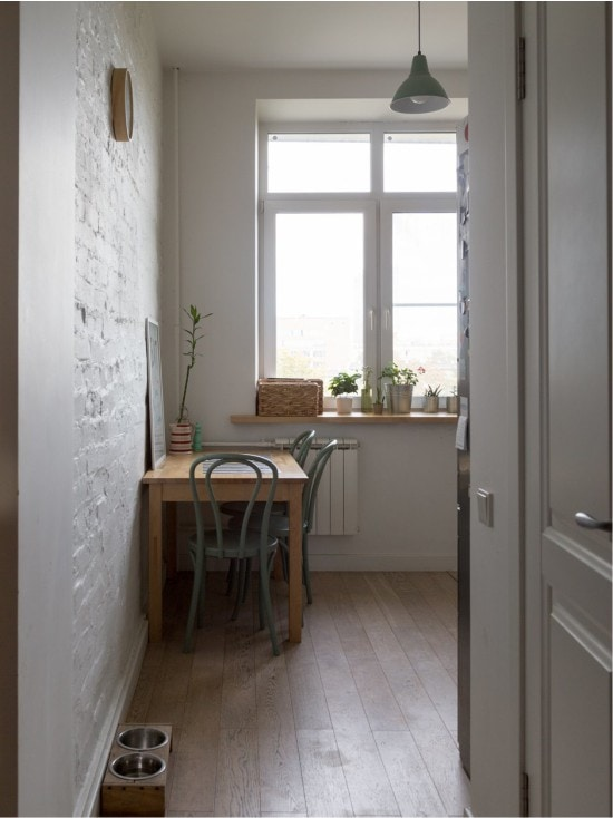 Хрущёвка мечты: 30 примеров, как неказистую кухню превратили в комфортную для дома и дачи,интерьер
