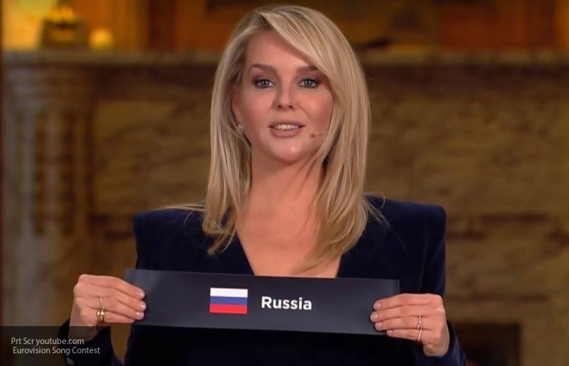 Российский конкурсант выступит в первом полуфинале Евровидения - 2020 в Роттердаме
