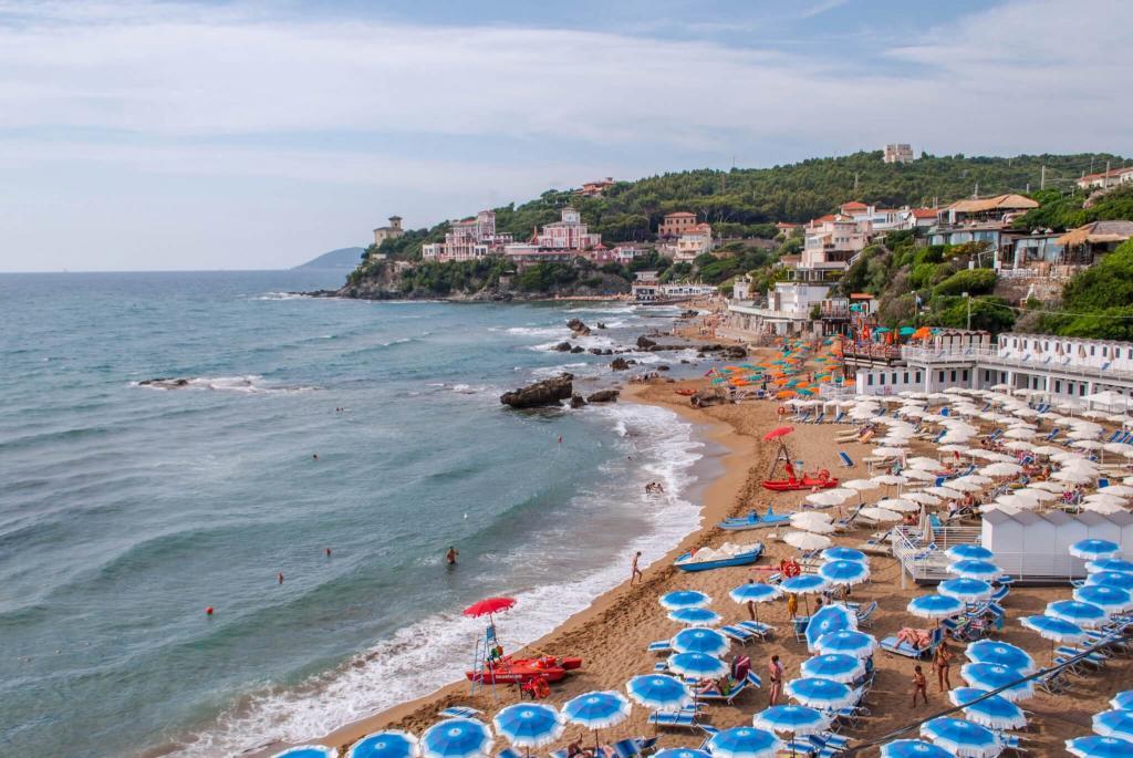 мыслей какой песок на пляжах кастильончелло италия фото делать